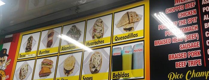 Leo's Taco Truck is one of LA Quick Eats.