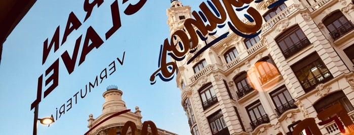 Vermutería Gran Clavel is one of Madrid.
