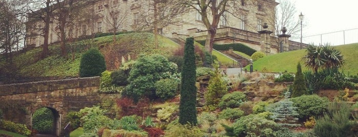 Nottingham Castle is one of Posti che sono piaciuti a Carl.
