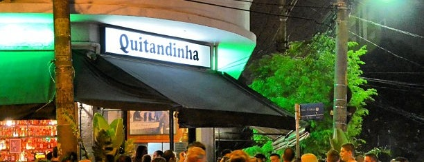 Quitandinha is one of Best Bars in Sao Paulo.