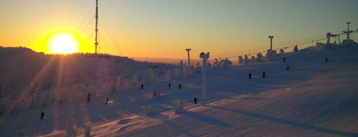 Ruka Express is one of Guide to Ruka's best spots.