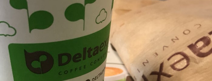 Deltaexpresso is one of Joaoさんのお気に入りスポット.