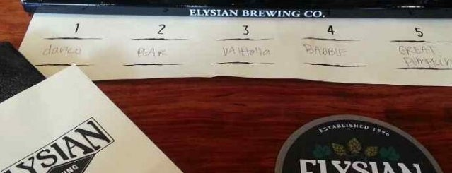 Elysian Brewing Company is one of America's Best Breweries.