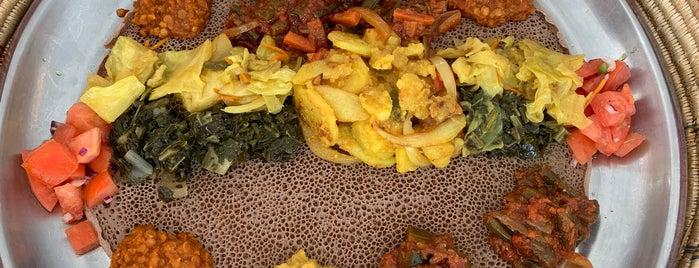 Taste Of Ethiopia is one of Austin: Next 10 Restaurants.