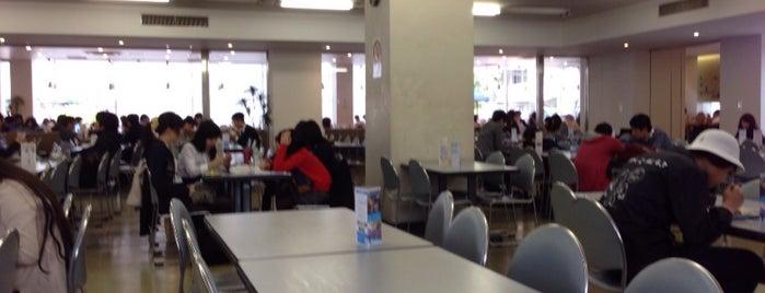学生食堂 和泉の杜 is one of 行きたいとこ.