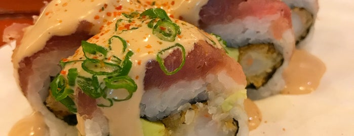 Edo Sushi Bar is one of Paolaさんのお気に入りスポット.