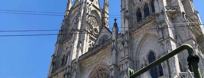 La Basílica Del Voto Nacional is one of Paolaさんのお気に入りスポット.