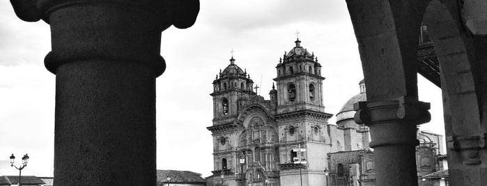 Plaza de Armas de Cusco is one of Lieux qui ont plu à Paola.