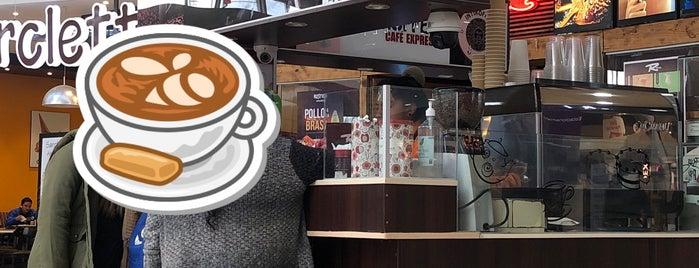 Intikoffee is one of สถานที่ที่ Paola ถูกใจ.