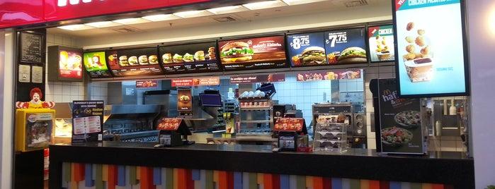 McDonald's is one of SinaN'ın Beğendiği Mekanlar.