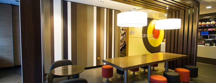 McDonald's is one of GAZÏOSMANPAŚA ÇĨĈEKĆÏ 0507 690 3030.