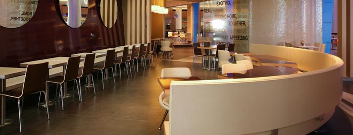 McDonald's is one of Mustafa'nın Beğendiği Mekanlar.