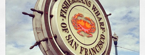 Fisherman's Wharf is one of My favoite places in USA.