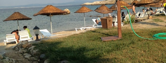 Ataol Beach is one of ROMANTİK..
