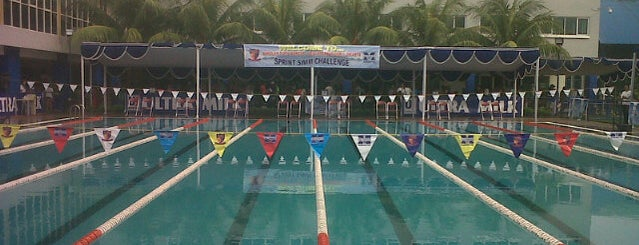 STB-ACS Swimming Pool is one of ww.