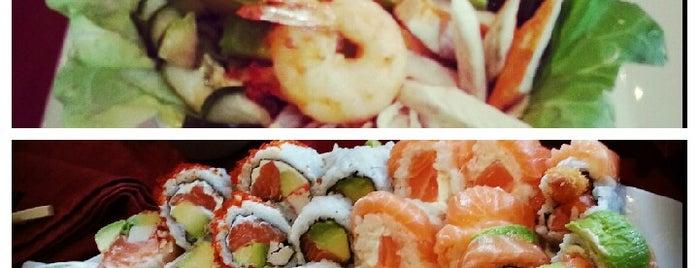 Sakura Sushi is one of Orte, die Zineb gefallen.