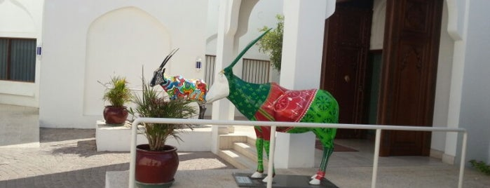 Bait Al Zubair Museum is one of Where to go in Oman.