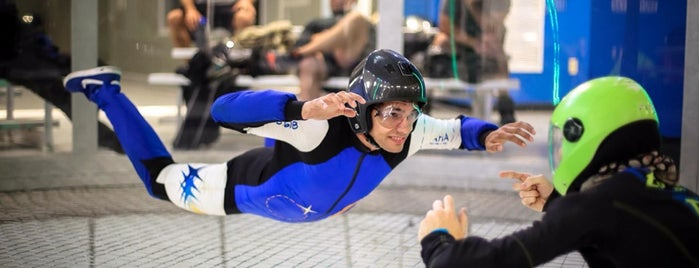 Paraclete XP Indoor Skydiving is one of All-time favorites in United States.
