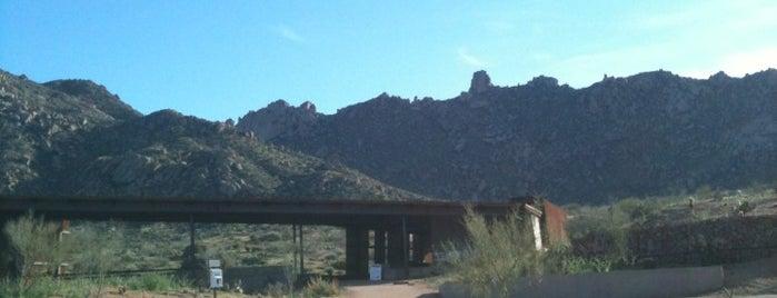 Tom's Thumb Trailhead is one of Phoenix Scottsdale.
