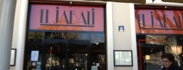 El Jabalí is one of Barcelona F&P.