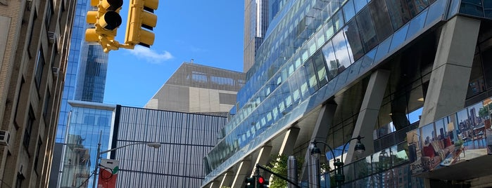 The Shops & Restaurants at Hudson Yards is one of Tourist attractions NYC.