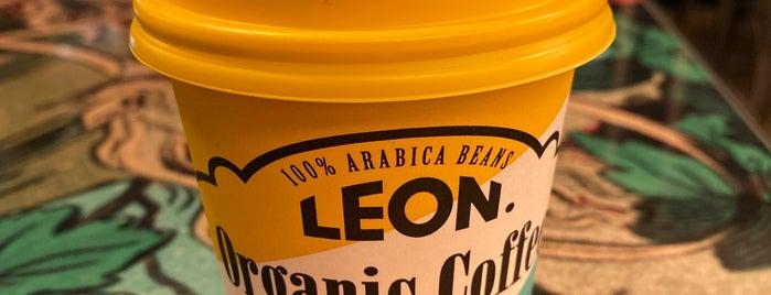 Leon is one of Gluten free London.