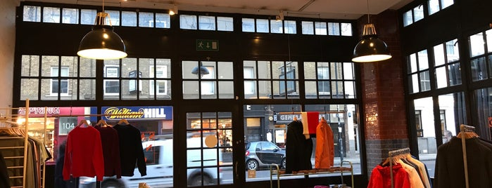 Albam Clothing is one of London.