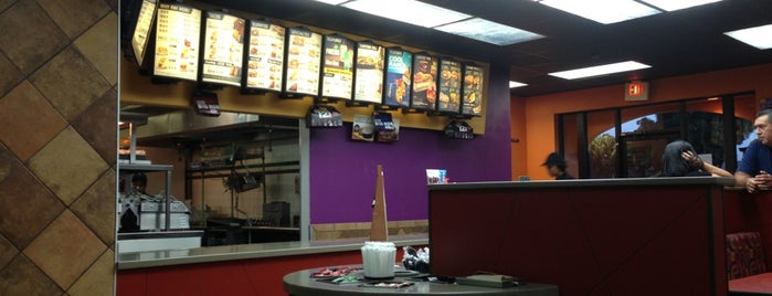 Taco Bell is one of Must-visit Food in Miami.
