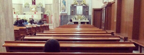 Iglesia Corpus Christi is one of Locais curtidos por Eliane.