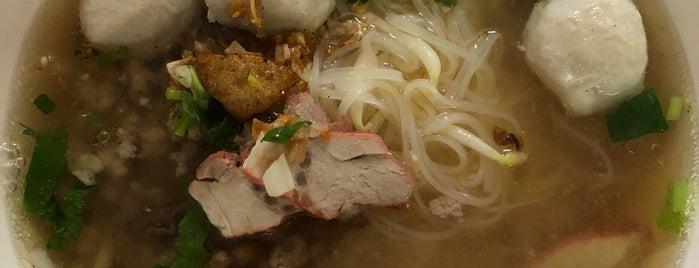 ก๋วยเตี๋ยวนายเก๊า (ลูกปู่เต็ง) is one of เชียงใหม่_5_noodle.