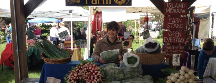 Vashon Farmer's Market is one of Cusp25さんのお気に入りスポット.