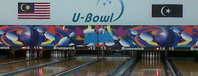 U-Bowl Bowling Centre is one of Attraction Places to Visit.