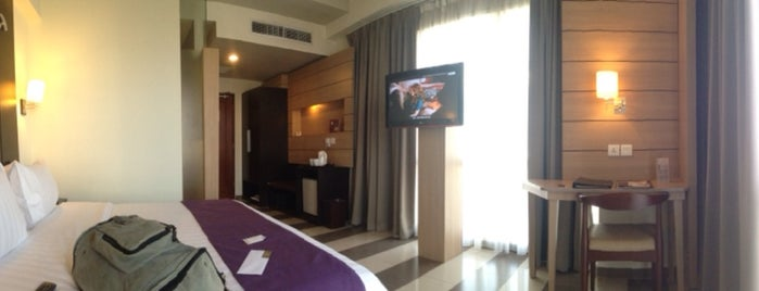 Atria Hotel and Conference is one of Bahadir 님이 좋아한 장소.
