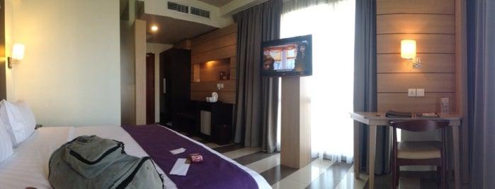 The Lounge Atria Hotel & Conference is one of Bahadir 님이 좋아한 장소.