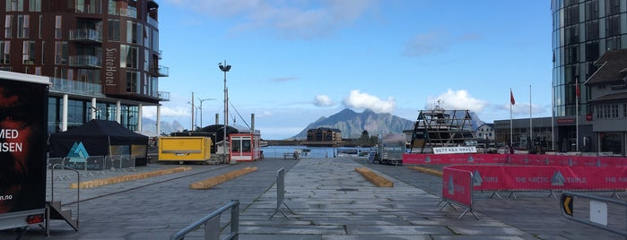 Svolvær is one of Best of Norway.