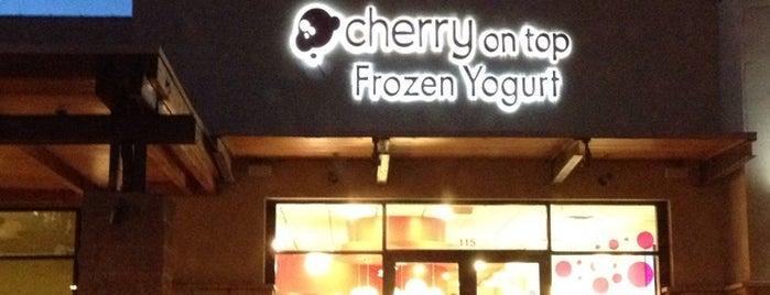 Cherry On Top Frozen Yogurt - Scottsdale is one of Locais curtidos por Robert.