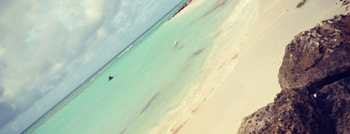 Sandy Beach is one of Barbados.