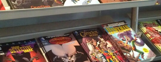 Isotope Comics is one of San Francisco's Best Bookstores - 2013.