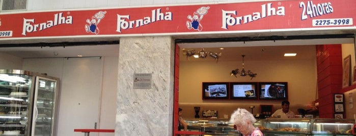 Fornalha is one of Bakery.