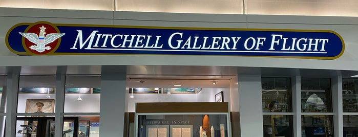 Mitchell Gallery of Flight is one of Travel Wisconsin #VisitUS.