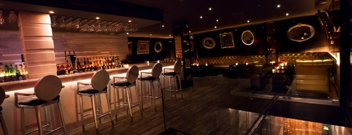 Juga Lounge is one of happy hour.