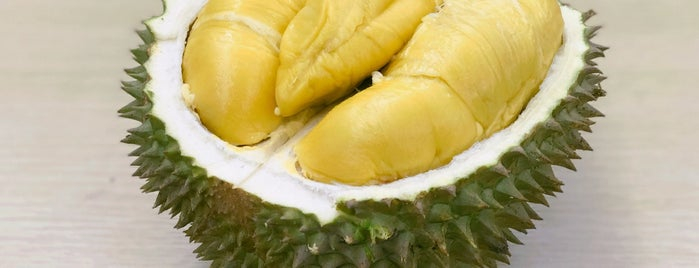 Melvin's durian is one of Ian 님이 저장한 장소.