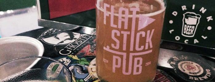 Flatstick Pub is one of Seattle, WA.