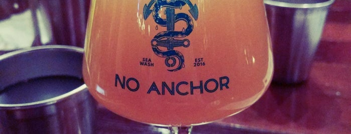 No Anchor is one of Drank.