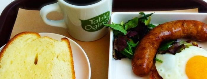 Table Ogino is one of 美味しいと耳にしたお店.