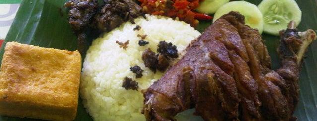 """Bebek Ireng Suroboyo """"Cak Baz"""" is one of Restaurants In Jakarta."""