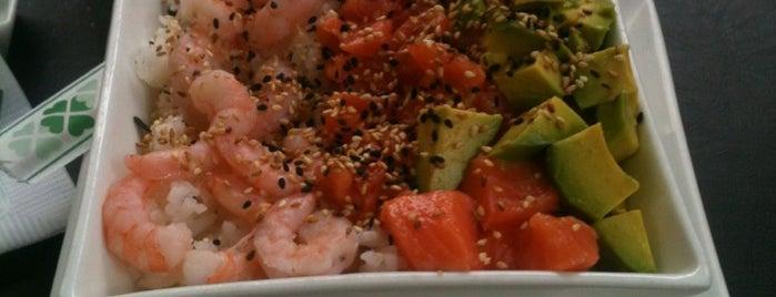 Aki Sushi is one of Restaurantes, Bares, Cafeterías y Mundo Gourmet.