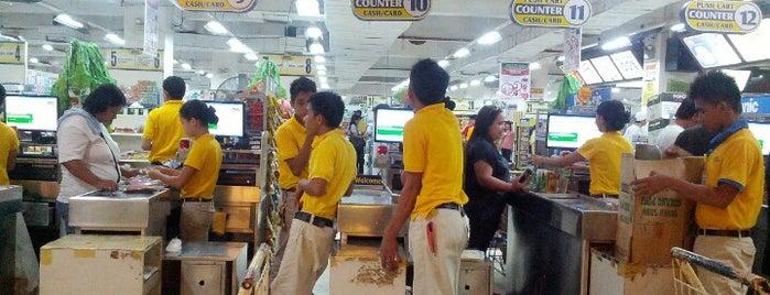 NCCC Mall is one of Filipinler-Manila ve Palawan Gezilecek Yerler.