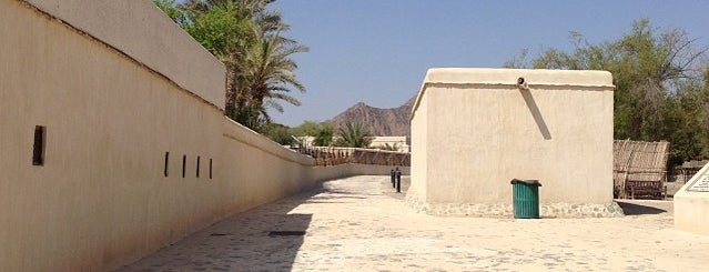 Hatta Heritage Village is one of The Dog's Bollocks' Dubai.