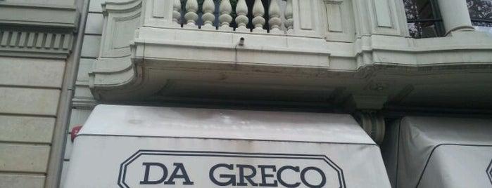 Da Greco is one of Italiano.
